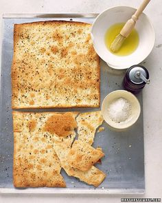 Lavash Crisps Use the crisps to absorb the broth from our Poached Halibut in Lemon-Thyme Broth. Low Carb Recipes, Snack Recipes, Cooking Recipes, Keto Snacks, Bread Recipes, Ketogenic Recipes, Lavash Bread Recipe, Lavash Cracker Recipe, Lavosh Recipe