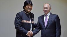 #Bolivia Informa: Cooperación militar con Bolivia: #Rusia se gana un socio más en América Latina - #Evo #Putin