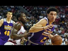 Highlights  Los Angeles Lakers vs. Cleveland Cavaliers d7320ae796da