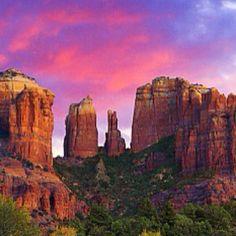 Sedona, AZ breathtaking views. Memorable vacation.