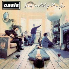 Oasis - Defiantly Maybe (1994) still one of the best Brit rock albums ever!