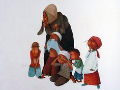 çizgili masallar: Nasreddine et son âne by Rebecca Dautremer