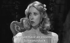 Discover & share this Young GIF with everyone you know. GIPHY is how you search, share, discover, and create GIFs. Frankenstein Quotes, Young Frankenstein, Teri Garr, Release The Kraken, Gifs, Kino Film, Like A Cat, Movie Quotes, Comedians