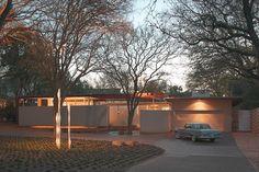 Tarrytown Residence - modern - exterior - austin - Steinbomer, Bramwell & Vrazel Architects