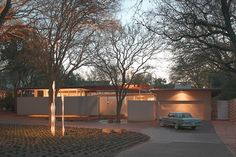 lessons from mid-century modern architecture