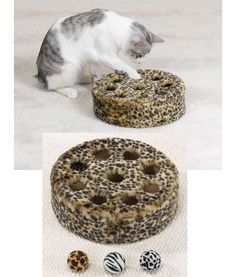 086e4e99e Zanies® Leopard s Den Kitty Teaser - This Purchase funds 28 bowls of food  for Rescued Animals! CLICK TO BUY