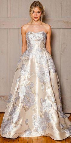 floral wedding dresses 2