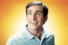 Movies: Steve Carell: Virgin nearly shut down because he looked like serial killer Best Would You Rather, Would You Rather Questions, This Or That Questions, Steve Carell, Top 10 Funny Movies, Funniest Movies, Virginity Quotes, 40 Year Old Virgin, Girl Thinking