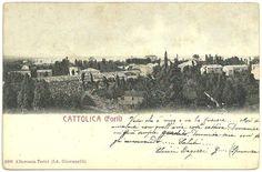 BERGHINZ - Vintage Collectibles: 1903 italy vintage postcard