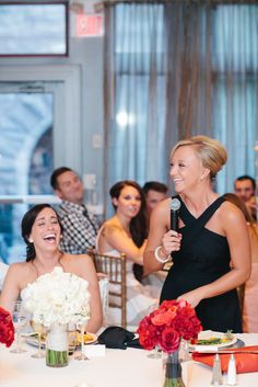 An adorable Maid of Honor Speech