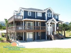 #2010 Heavenly Hang Out. Pool, Hot Tub, Pool Table, Linens, Block to BeachVacation Rental in Kitty Hawk from @homeaway! #vacation #rental #travel #homeaway