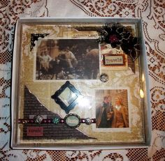 10 X 10 STAND UP COLLAGE STYLE FRAME NEW IN BOX #21 #Sundress