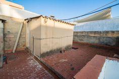 Portixol/ Es Molinar, Palma de Mallorca: Townhouse att totalrenovera nära strandpromenaden i Molinar