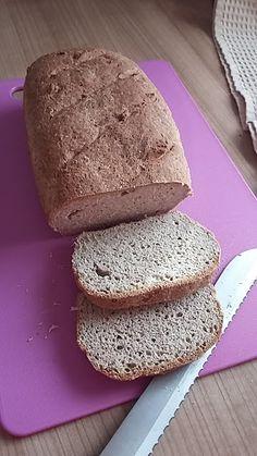 A nagybetűs DIÉTA: A tökéletes kenyér receptje! Yams, How To Make Bread, Gluten Free, Vegan, Minden, Cooking, Food, Breads, Cucina