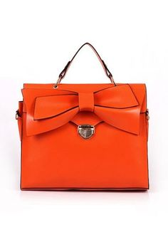 Love orange & coral