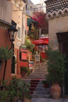 Taormina, Sicicly