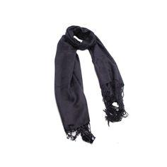 PASHIMINA ADAMASCADA BOLAS AZUL MARINHO em tecido 100% visco adamascada com bolas na cor azul marinho. #pashimina #modafeminina #fashion #scarf #scarfs