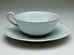 Cup and Saucer OTTO LINDIG (GERMAN, 1895–1966)  THE BAUHAUS (GERMAN, 1919–1933) C. 1923