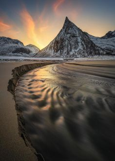 The Zenith ~ Norway by Stian Klo on Best Vacation Destinations, Great Vacations, All Nature, Amazing Nature, Beautiful World, Beautiful Places, Wonderful Places, Landscape Photography, Nature Photography