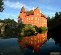 Fairytale Chateau Červená Lhota