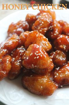 Addictive Honey Chicken Recipe - Yummy Tummy