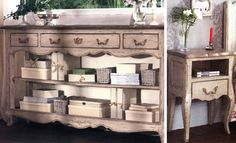 .: WOODHOUSE eShop :. Solid Pine, Interior S, Decoration, Console Table, China Cabinet, Buffet, Storage, Furniture, Home Decor