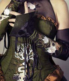 Stitchpunk corset