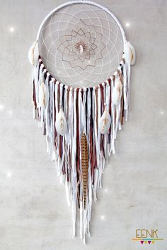 Dreamcatchers by eenk on Etsy -www.etsy.com/shop/eenk- #dream #dreamcatcher…