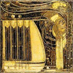 Margaret MacDonald - Opera Of The Winds 1903 - Margaret Macdonald Mackintosh - Wikipedia, the free encyclopedia