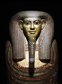 Coffin of Horankh  Egyptian  c. 700 B.C.