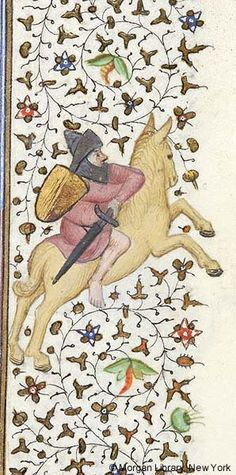 Book of Hours, MS M.453 fol. 173r - Images from Medieval and Renaissance Manuscripts - The Morgan Library & Museum