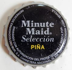 Minute Maid Seleccion Piña