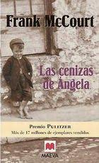 Las cenizas de Ángela, de Frank McCourt.