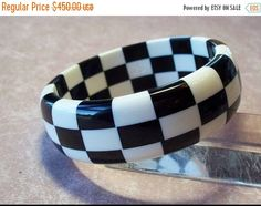 SHOP SMALL and SAVE  20% Contemporary Artisan by BakeliteQueen