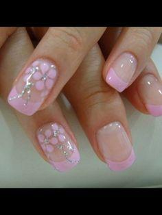 Ooh la la - it's pink