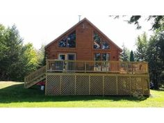 House vacation rental in Cobbossee Lake from VRBO.com! #vacation #rental #travel #vrbo