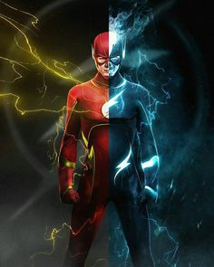 """⚡flashcrewhuz⚡ on Twitter: """"Some awesome suit alt. by @Bosslogic absolutely in love with the red but the blue is totally dope too! #TheFlash ⚡️⚡️⚡️ https://t.co/NH7csAXiH5"""""""