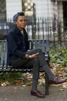 Girls in Boy's Shoes: The Sartorialist, 2010