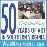 Listen to the music, smell the aroma of locally made wine and savor your experience in Martinsville-Henry County, Virginia. This is truly the time to slow down and explore as there are hidden treasures around every corner. Come for a day to explore the galleries and watch artisans at work, spend an evening to enjoy a live showor stay awhile longer to immerse yourself in art with hands-on classes and workshops.