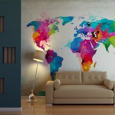 Non-woven !! Top !! Photo wallpaper ! Murals ! Wall Mural Photo ! 300x231 - map 10040910-81 ! Free glue for each wallpaper ! Wallpaper http://www.amazon.co.uk/dp/B00I0Q0ABA/ref=cm_sw_r_pi_dp_Z4Dgub0R24A0Y