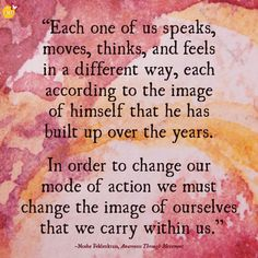 moshe feldenkrais quotes - Yahoo Image Search Results
