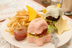 Kiki & Lala cafe ☆ #Japan #Sanrio #cafe #kawaii