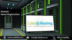 Cubehosting - An Analysis of the #Domain #Registration #Services in India - https://goo.gl/octSZh