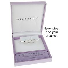 Equilibrium message bangle https://www.facebook.com/justbejewellery