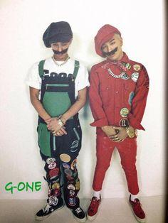 GDRAGON & TAEYANG #BIGBANG