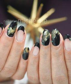 新作「ツチボタル」 の画像|~micheline nail.~尼崎 武庫之荘ネイルサロン Simple Nail Art Designs, Easy Nail Art, Nail Designs, Mani Pedi, Manicure And Pedicure, Nail Polish Art, Flower Nails, Simple Nails, Nail Inspo