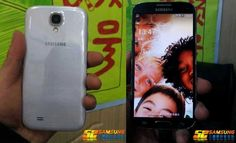 Samsung Galaxy S4: leaked images   GOILD