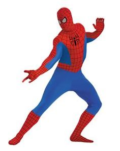 Spider-Man Bodysuit Adult Mens Costume  #halloween #halloweenlife365 #easycostumes #halloweencostumes #spiderman