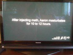 The upside of meth. - Imgur