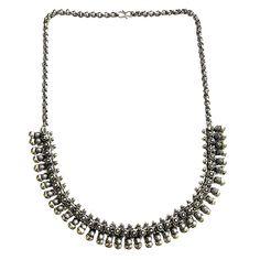 CaratYogi Natural Garnet Sterling Silver Stylish Bezel Setting Pendant Women Birthstone Handmade Charm